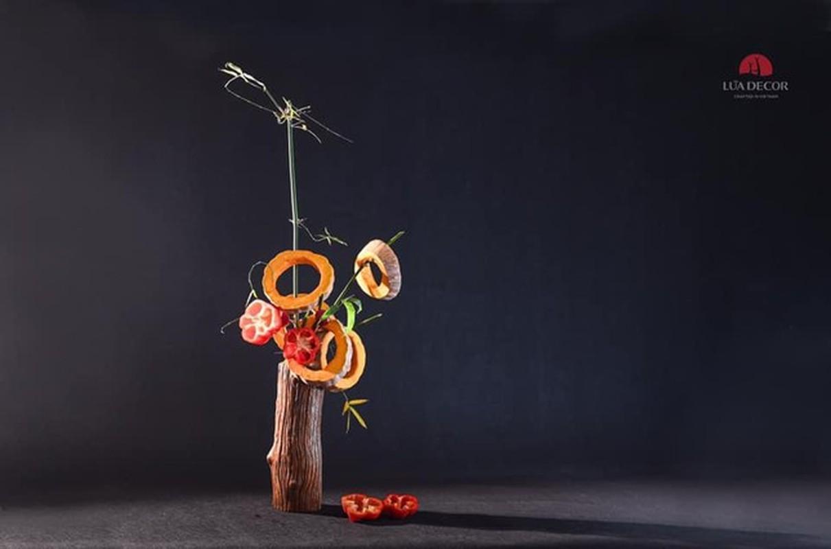 Thoi bay buon chan: To tranh son dau so hoa, cam hoa rau cu-Hinh-11