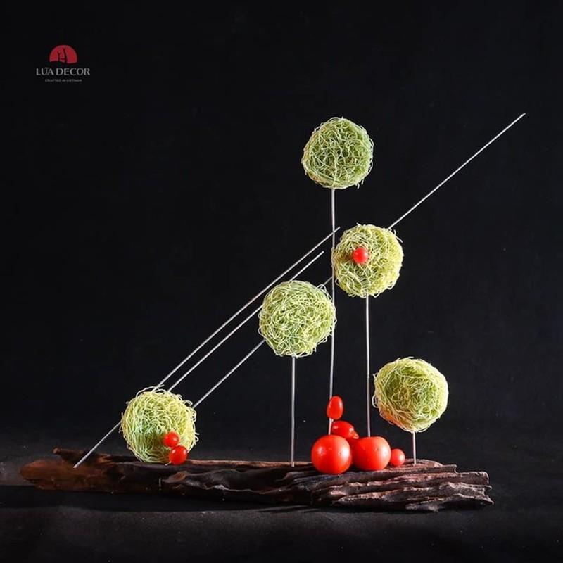 Thoi bay buon chan: To tranh son dau so hoa, cam hoa rau cu-Hinh-8