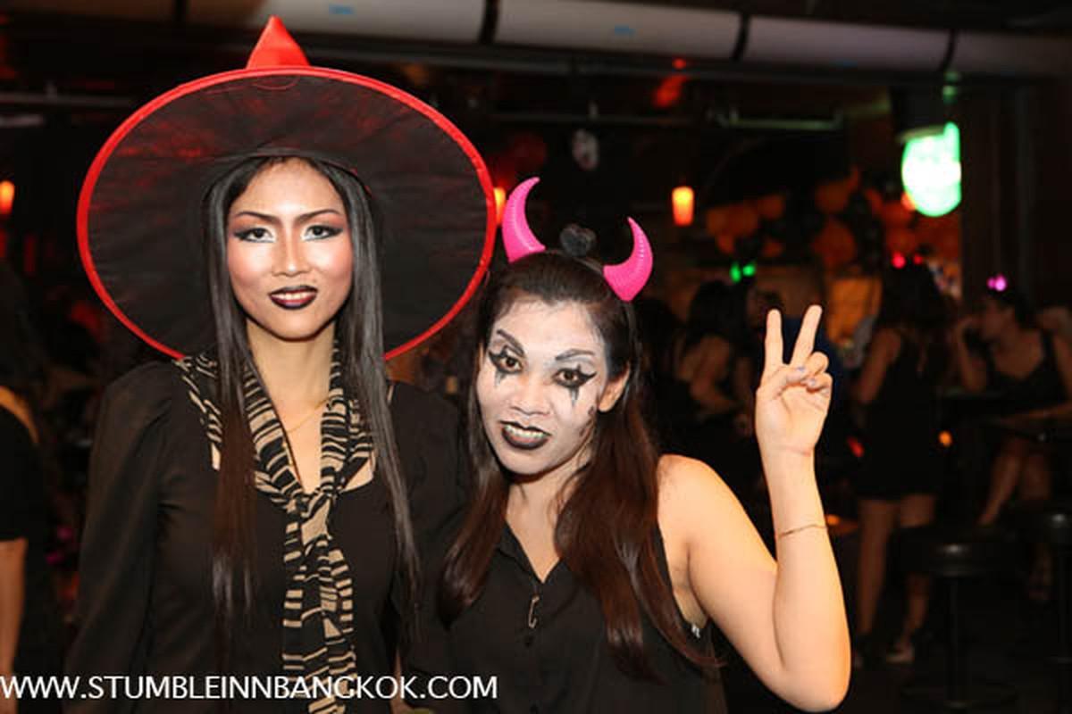 Quoc gia nao an mung Halloween hoanh trang nhat the gioi?