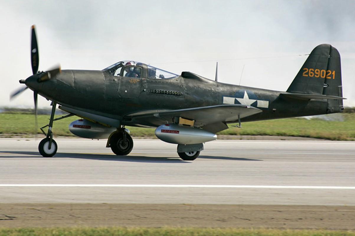 Bi mat tiem kich Bell P-63 duoc Lien Xo thue cua My-Hinh-11