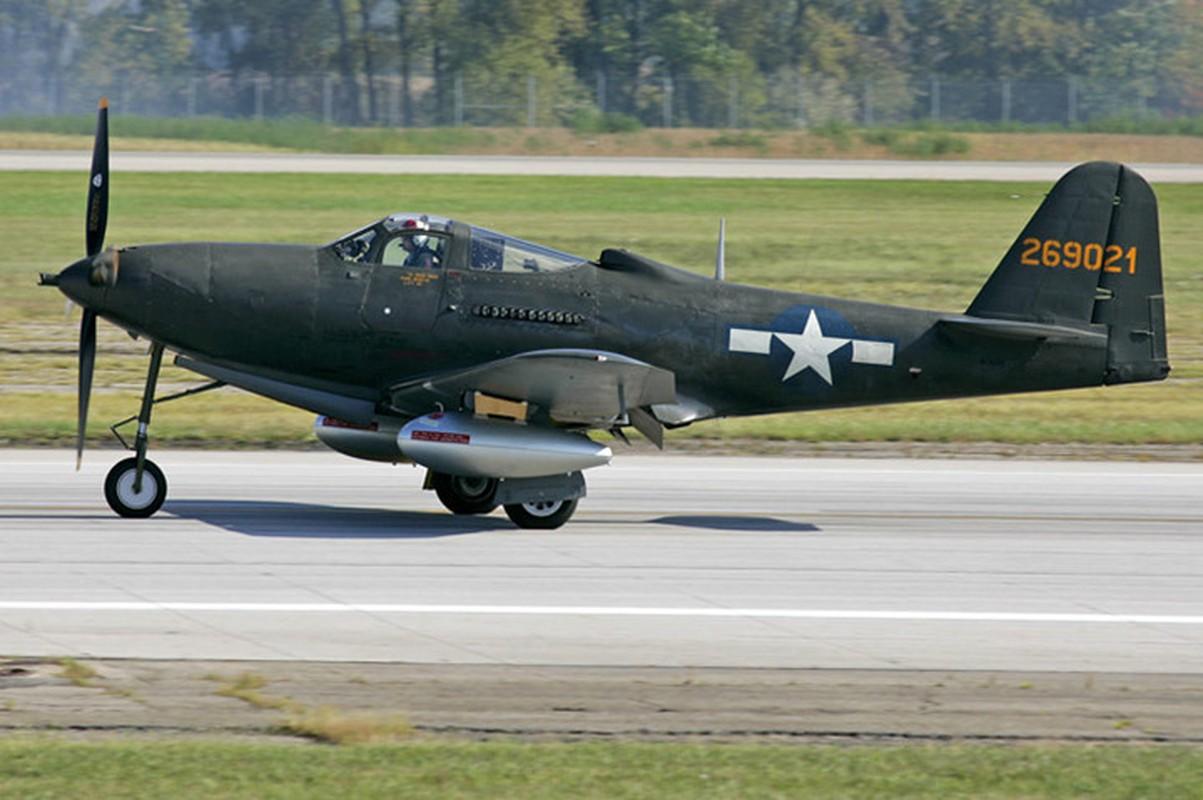 Bi mat tiem kich Bell P-63 duoc Lien Xo thue cua My-Hinh-12
