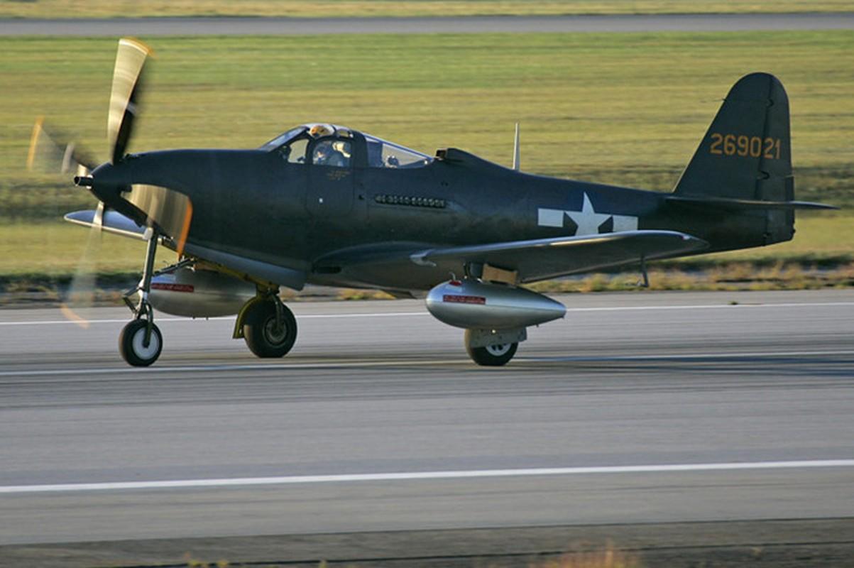 Bi mat tiem kich Bell P-63 duoc Lien Xo thue cua My-Hinh-4