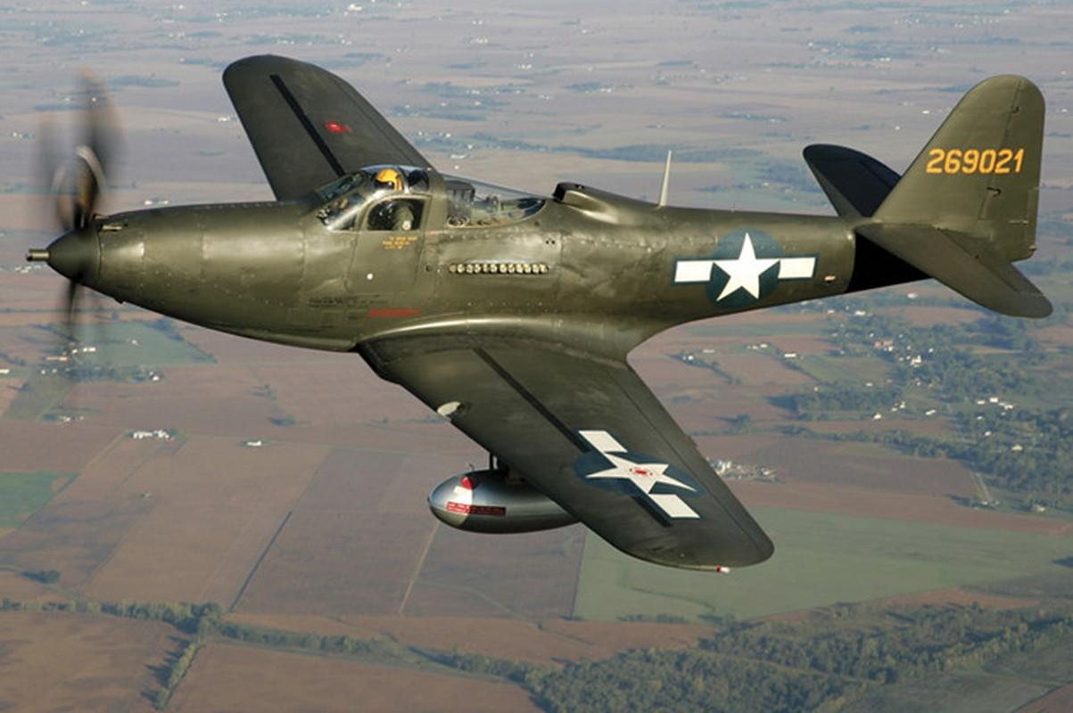 Bi mat tiem kich Bell P-63 duoc Lien Xo thue cua My