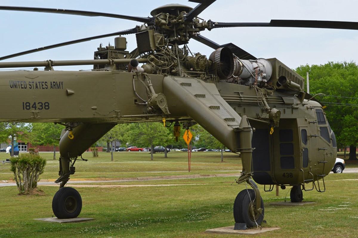"Ngam thiet ke ""di thuong"" cua truc thang CH-54 Tarhe-Hinh-6"