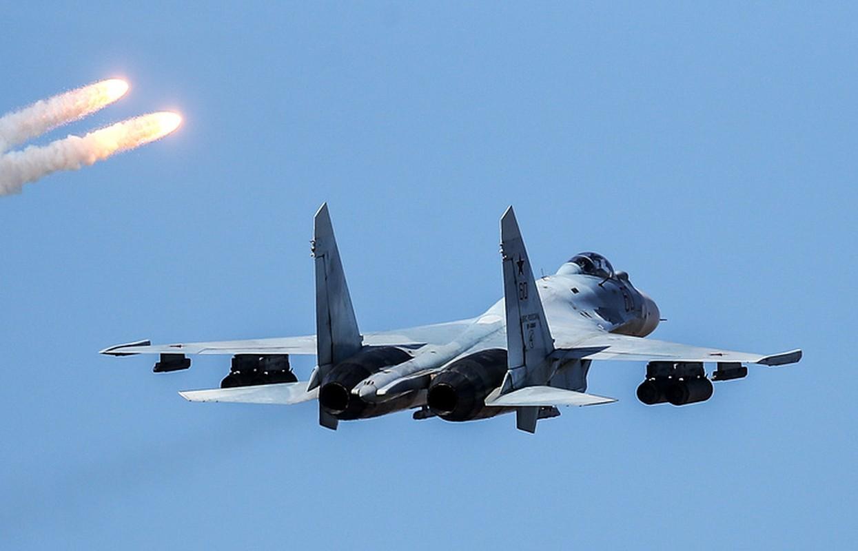 Nga se ban 10 chiec Su-35 cho Indonesia trong thang toi