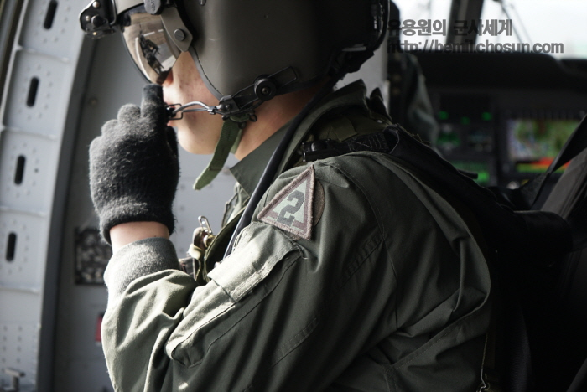 Anh Han Quoc tap tran truy lung biet kich Trieu Tien-Hinh-3