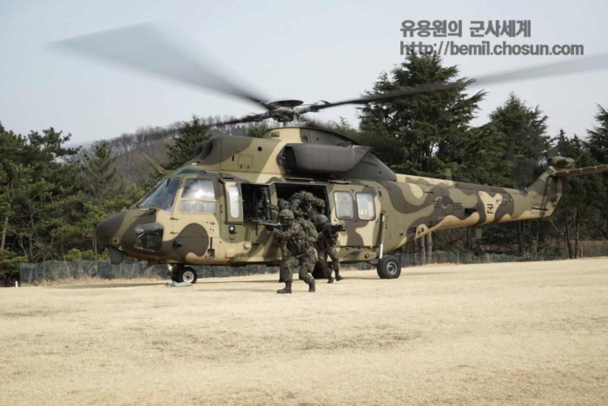 Anh Han Quoc tap tran truy lung biet kich Trieu Tien-Hinh-6