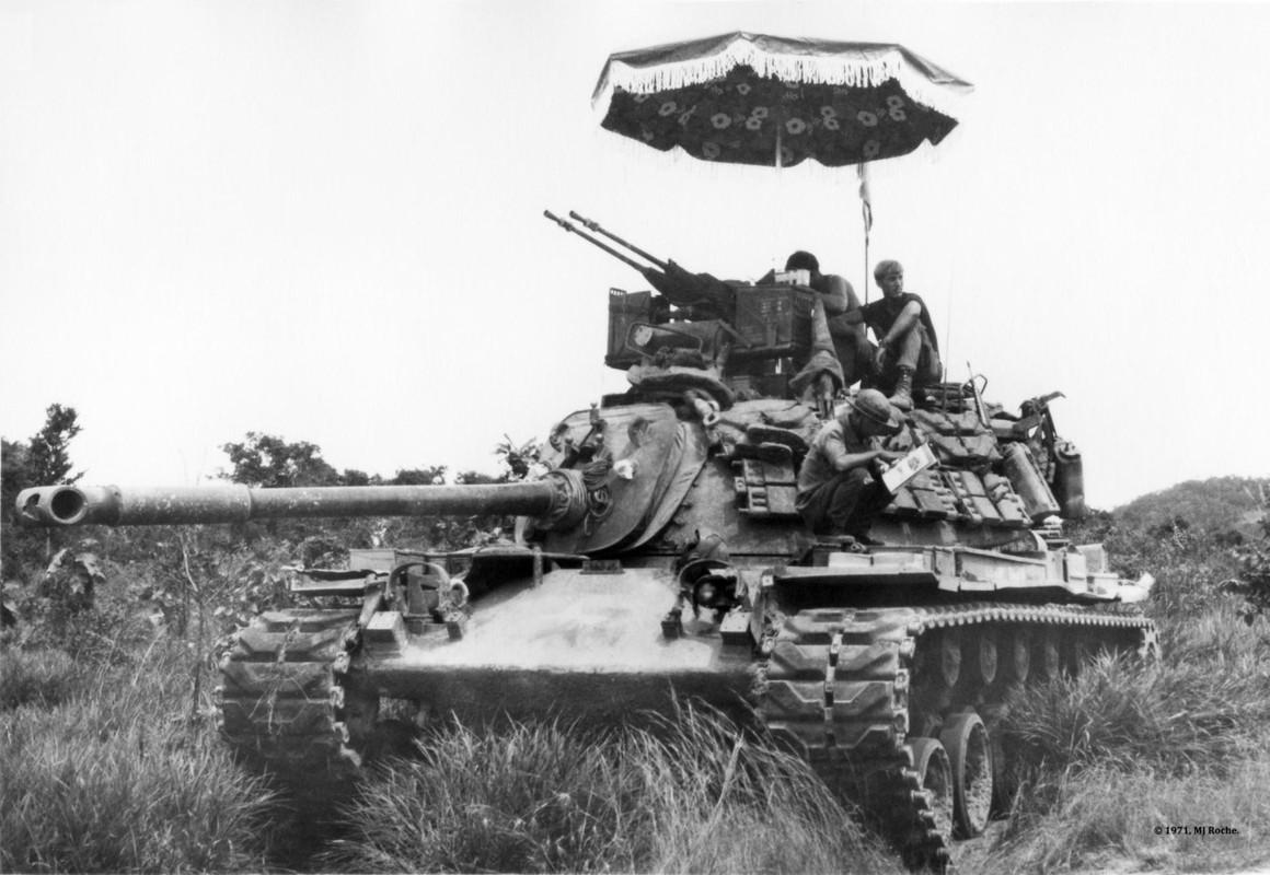 My that bai voi bao nhieu loai xe tang trong Chien tranh Viet Nam?-Hinh-6