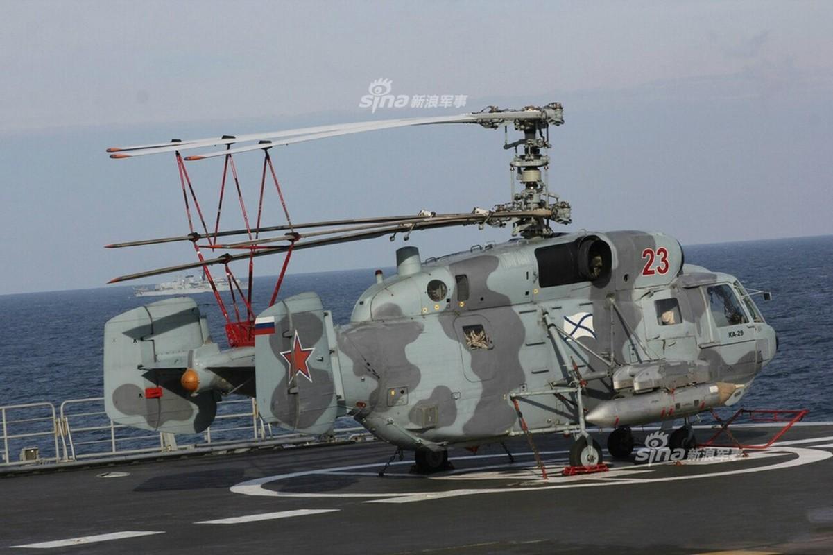 Ka-29 va Ka-31: Bo doi hoan hao cuc di cua Hai quan Nga-Hinh-2
