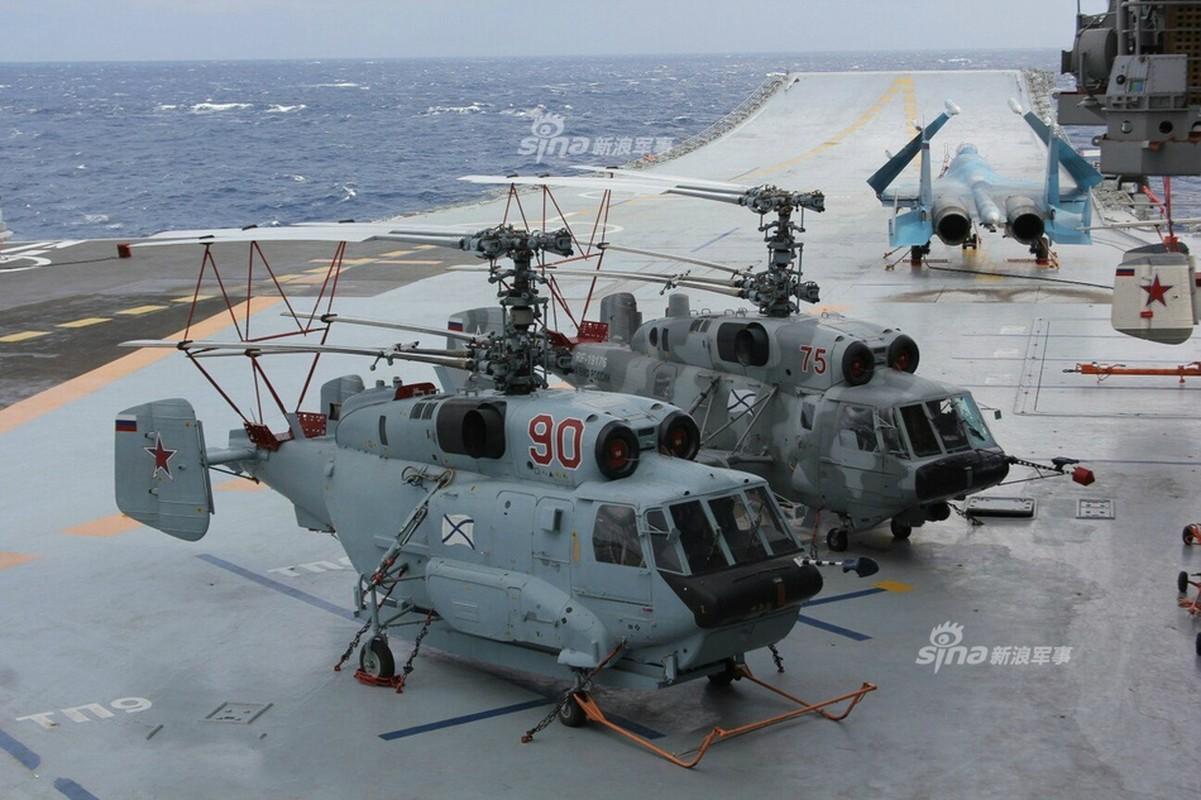 Ka-29 va Ka-31: Bo doi hoan hao cuc di cua Hai quan Nga-Hinh-4
