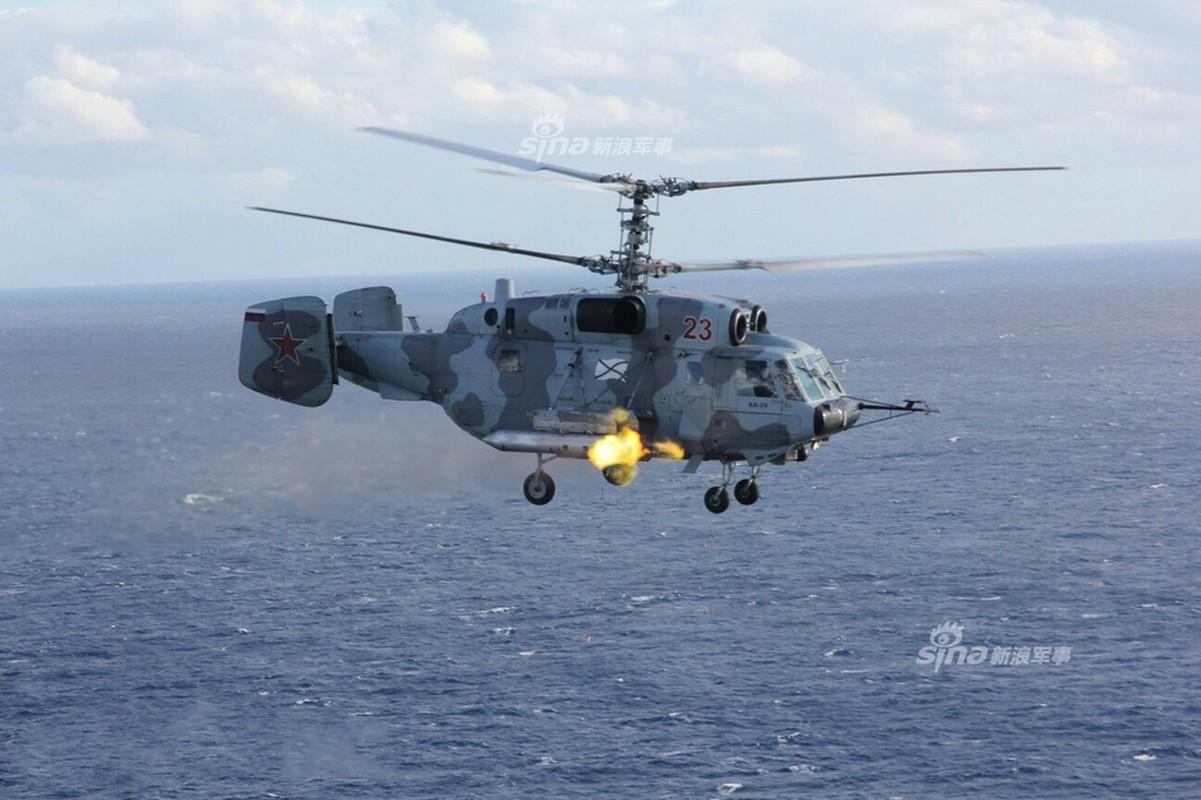 Ka-29 va Ka-31: Bo doi hoan hao cuc di cua Hai quan Nga