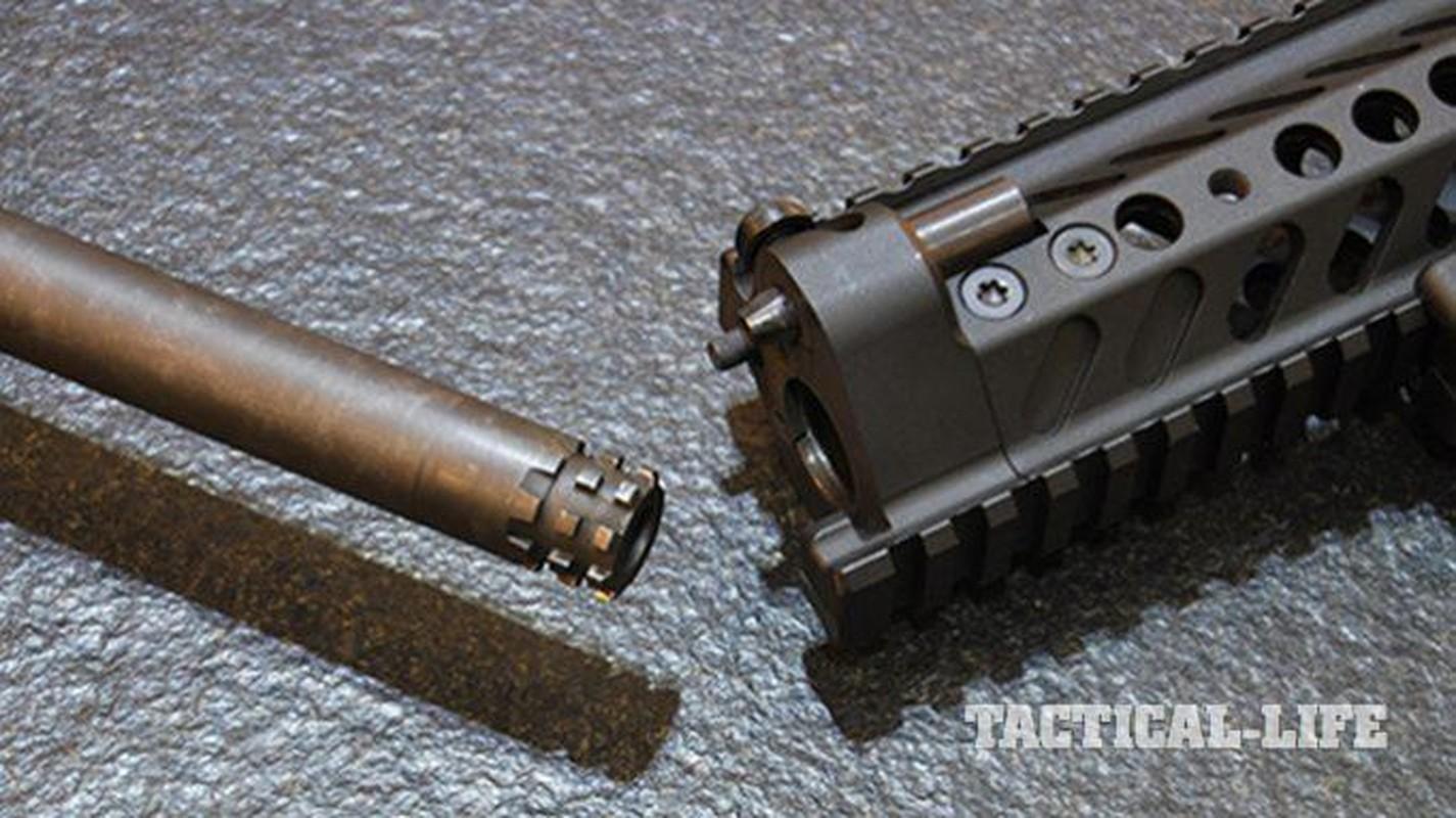Rheinmetall Steyr RS556: Khau sung truong ba trong mot cua Quan doi Duc-Hinh-5
