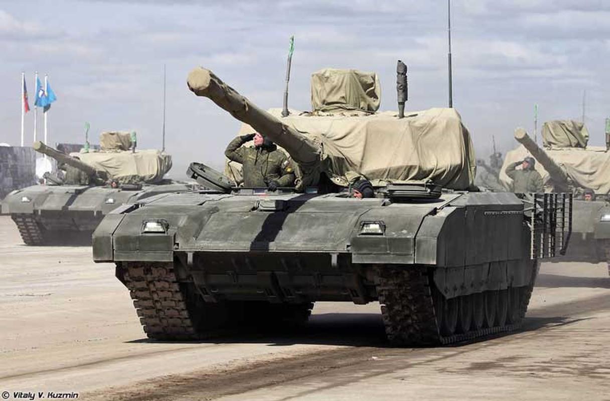 Sieu tang T-14 Armata: Trong tam cua Nga trong 10 nam toi?-Hinh-11