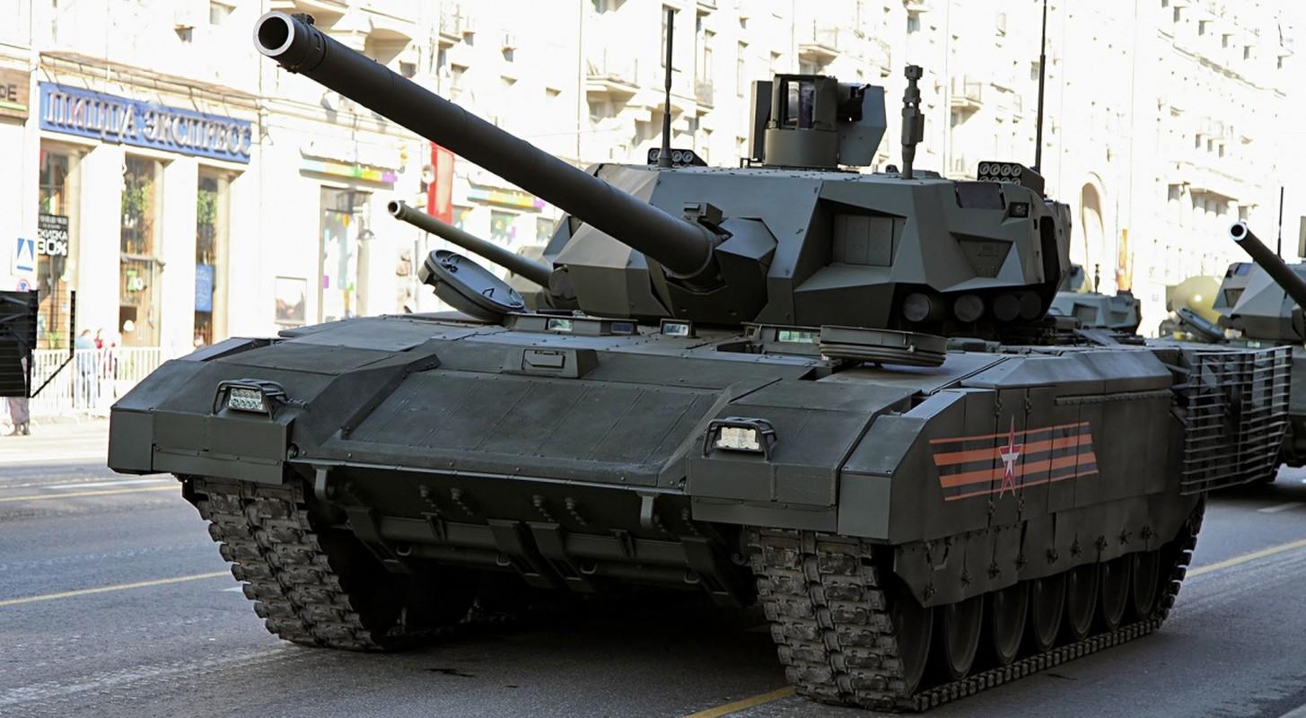 Sieu tang T-14 Armata: Trong tam cua Nga trong 10 nam toi?-Hinh-2