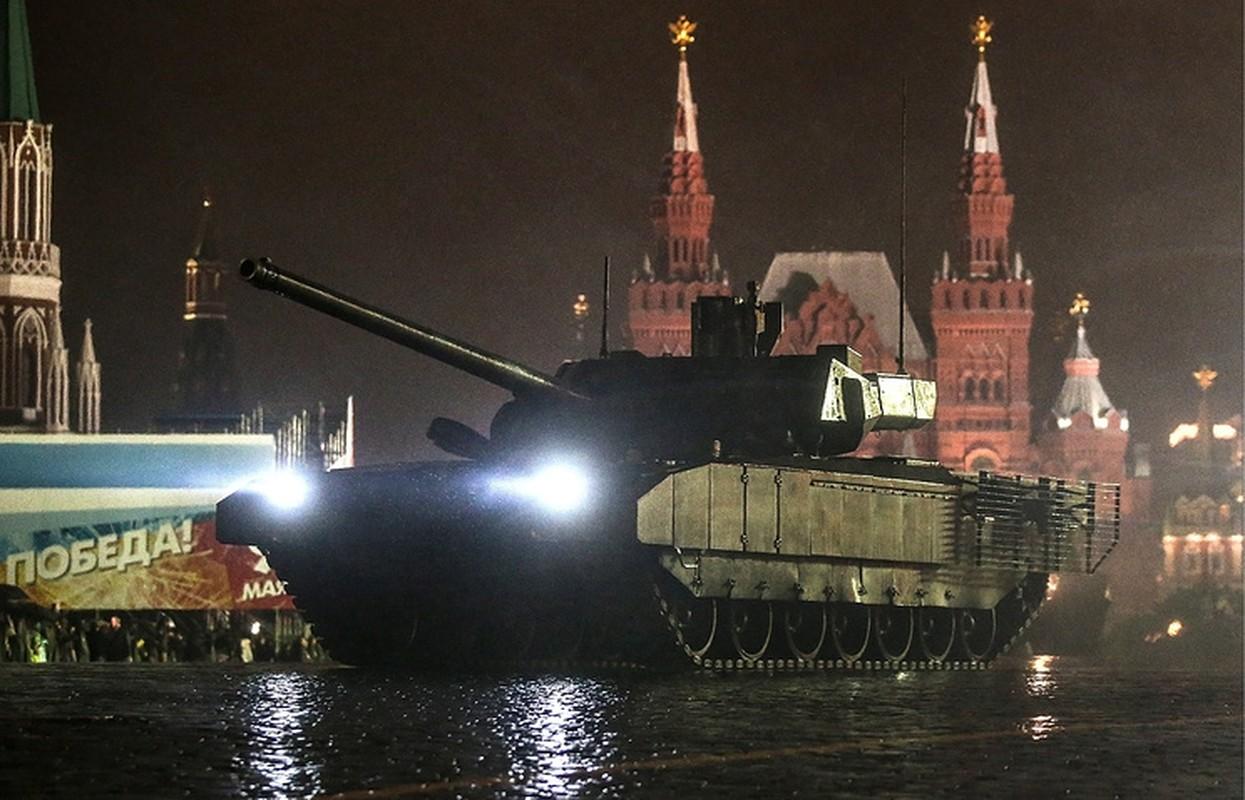 Sieu tang T-14 Armata: Trong tam cua Nga trong 10 nam toi?