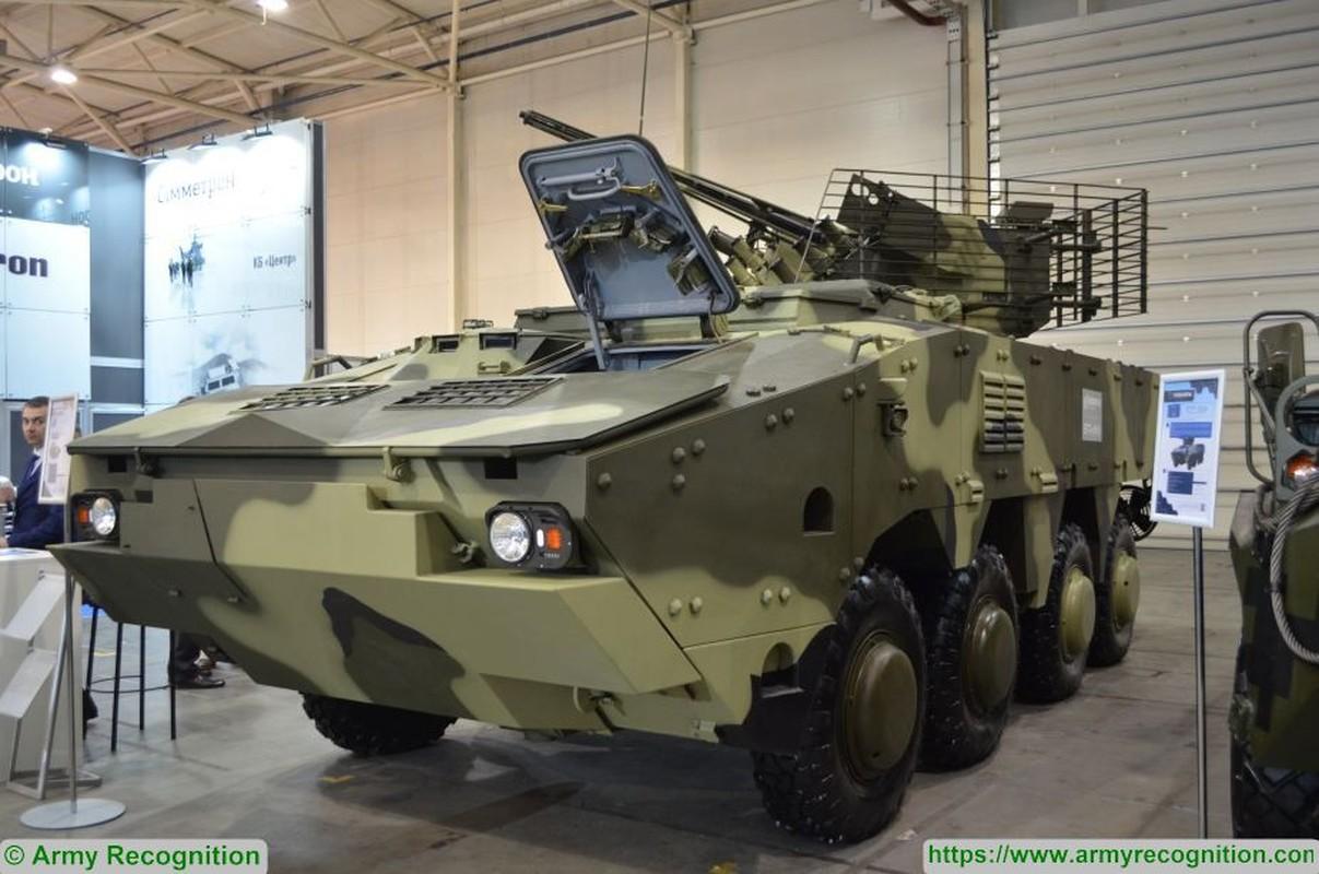 "Lo dien bien the BTR-4 moi cua Ukraine, hon han ""hang"" Nga-Hinh-4"