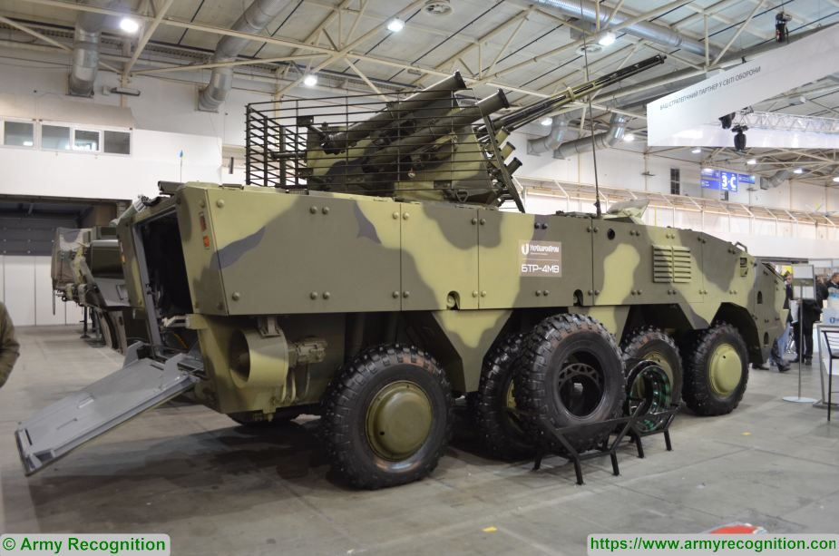 "Lo dien bien the BTR-4 moi cua Ukraine, hon han ""hang"" Nga-Hinh-5"
