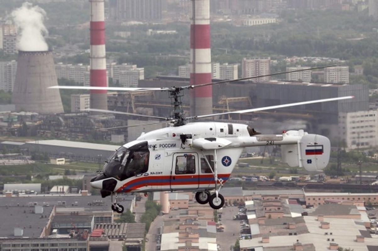 """Nga-An chuan bi """"lien doanh"""" xuat khau truc thang da nang Ka-226-Hinh-6"""