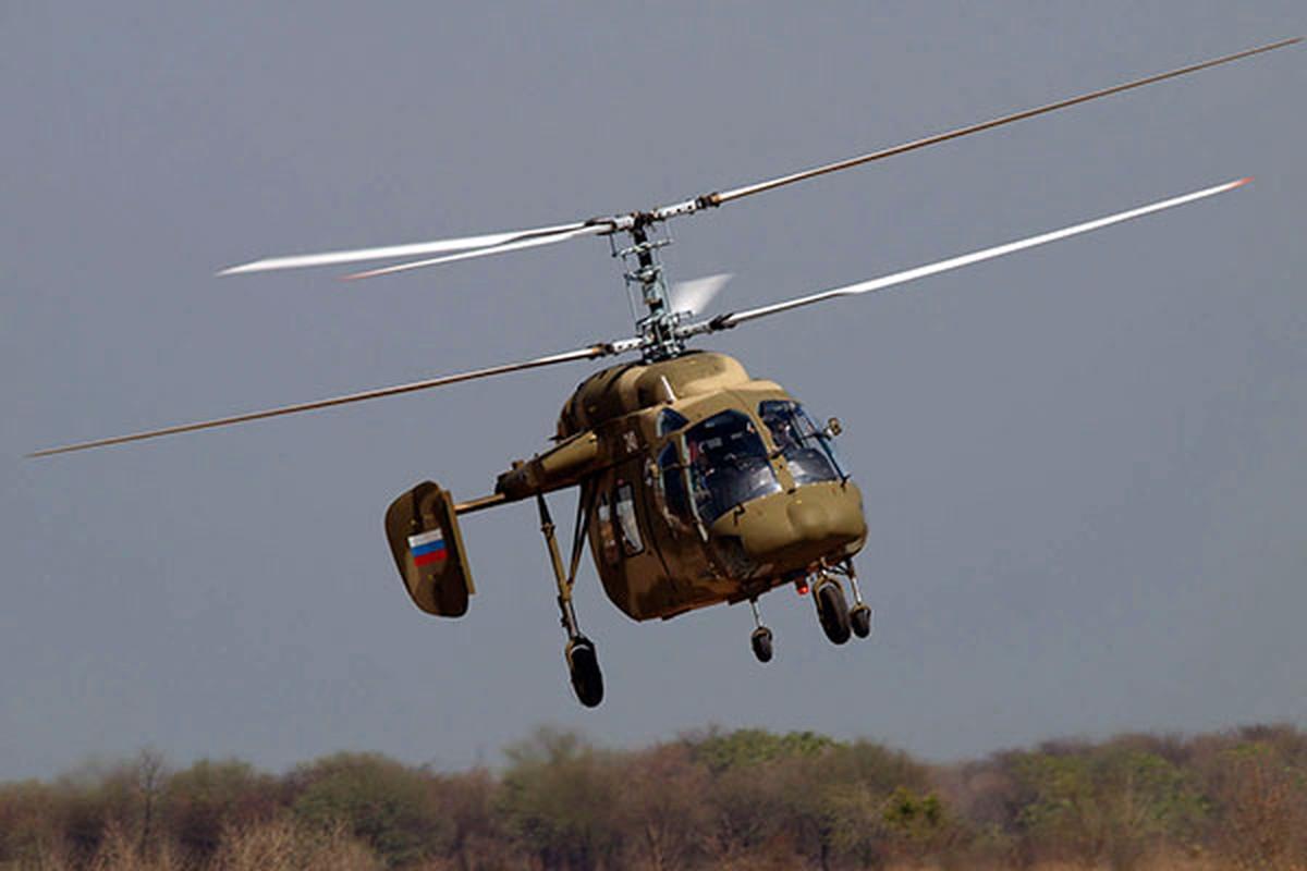 """Nga-An chuan bi """"lien doanh"""" xuat khau truc thang da nang Ka-226-Hinh-7"""