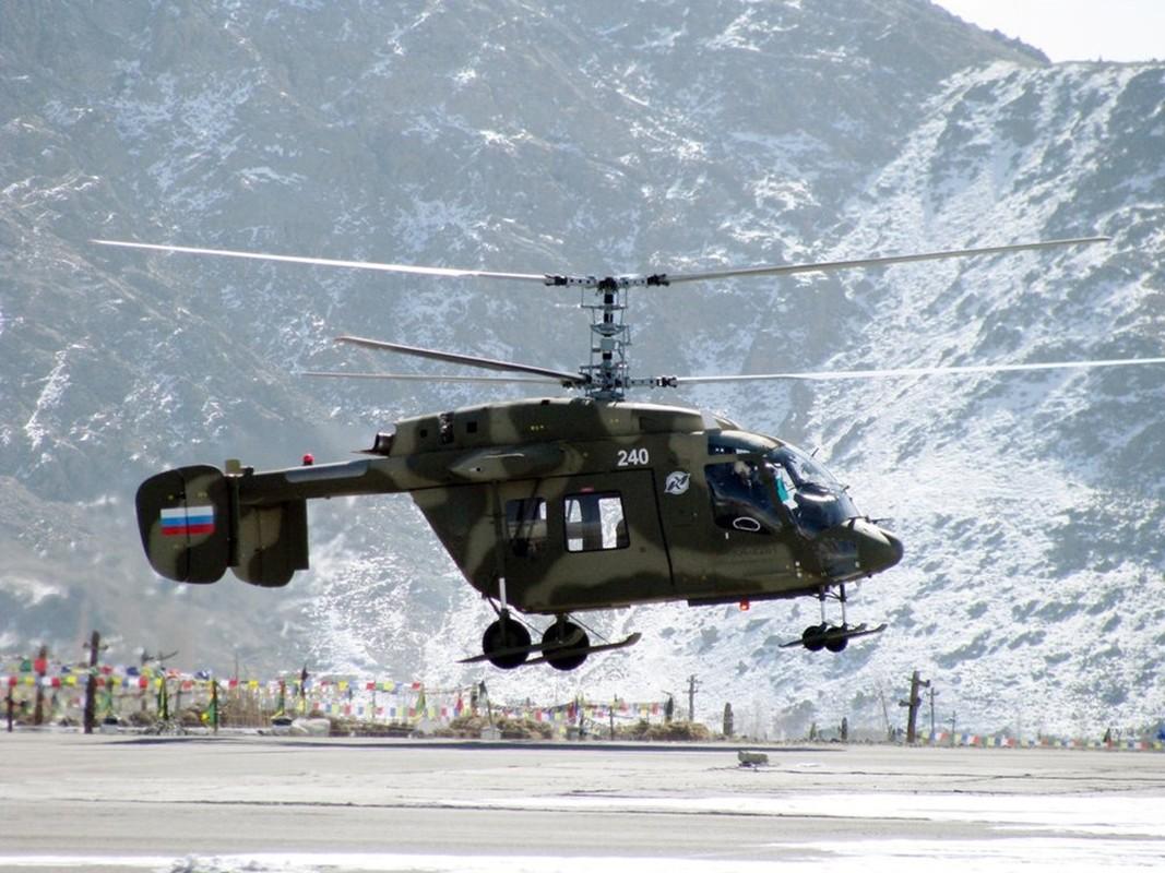 """Nga-An chuan bi """"lien doanh"""" xuat khau truc thang da nang Ka-226-Hinh-9"""