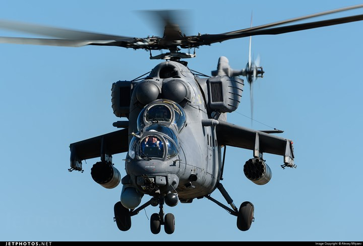 "Chum anh: Suc manh ""sieu"" truc thang tan cong Mi-35M-Hinh-12"