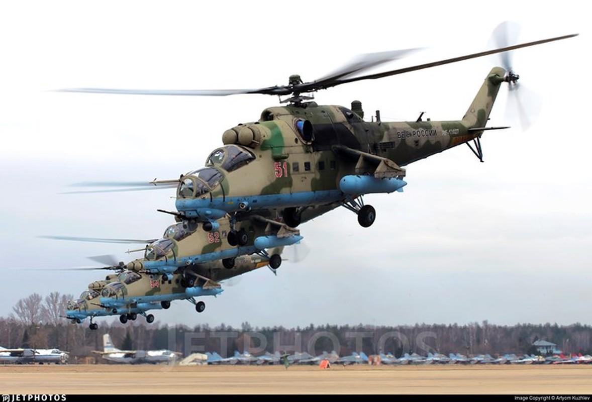 "Chum anh: Suc manh ""sieu"" truc thang tan cong Mi-35M-Hinh-5"