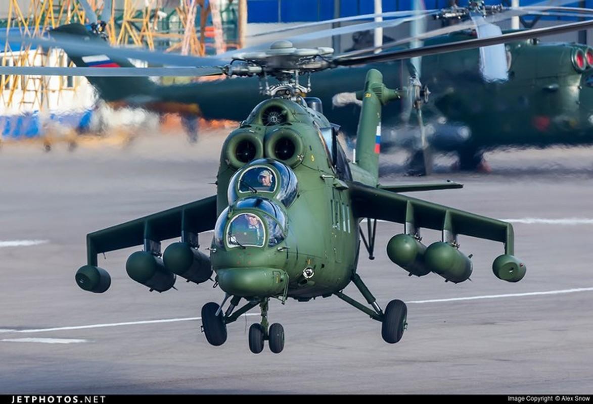 "Chum anh: Suc manh ""sieu"" truc thang tan cong Mi-35M-Hinh-9"