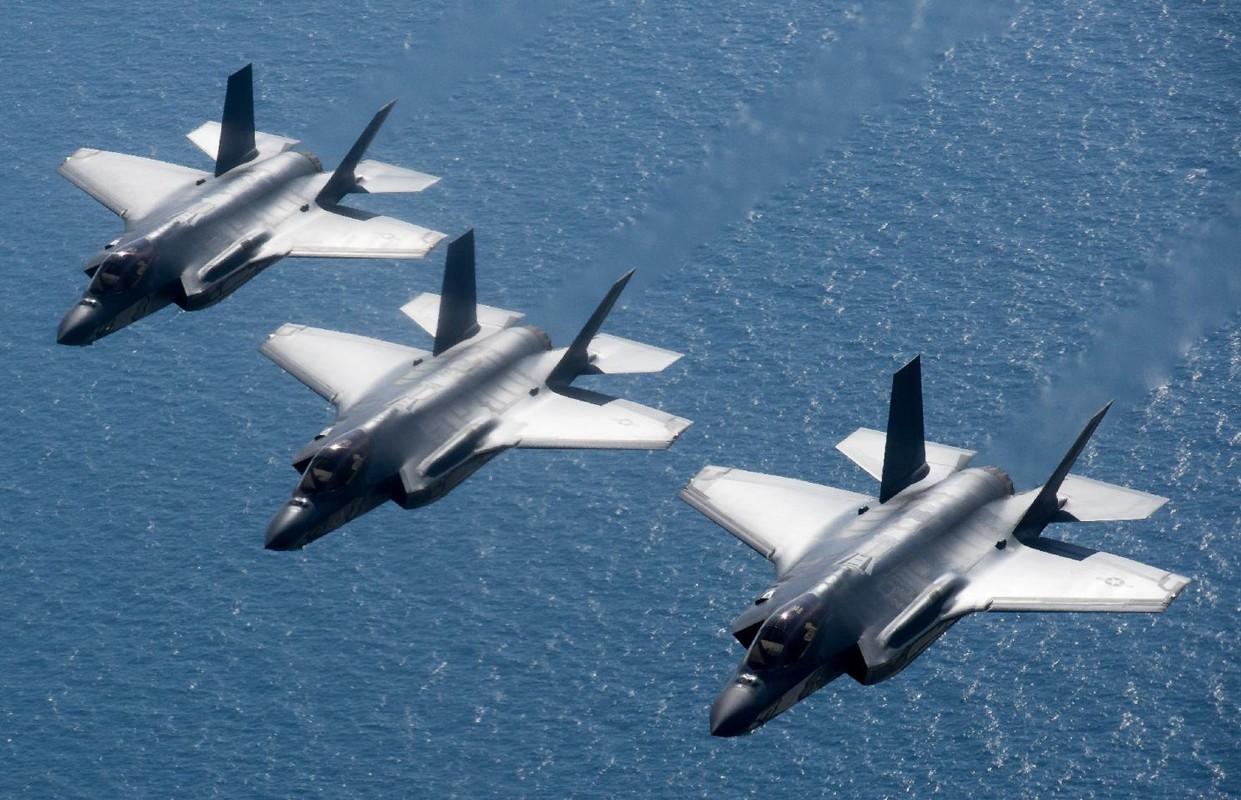 F-35 cua Italia