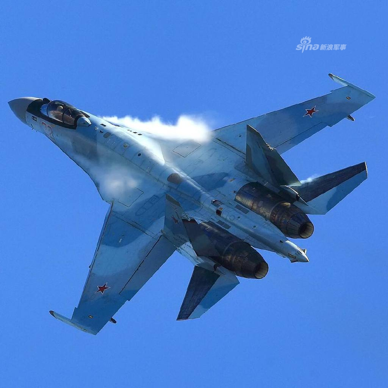 "Su-35 Nga manh me den nhuong nao ma doi ""vit co"" F-35 My?"
