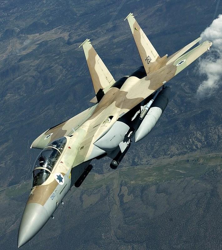 Chua can toi F-35I, Israel van tung don diet gon ten lua S-300 Syria-Hinh-3