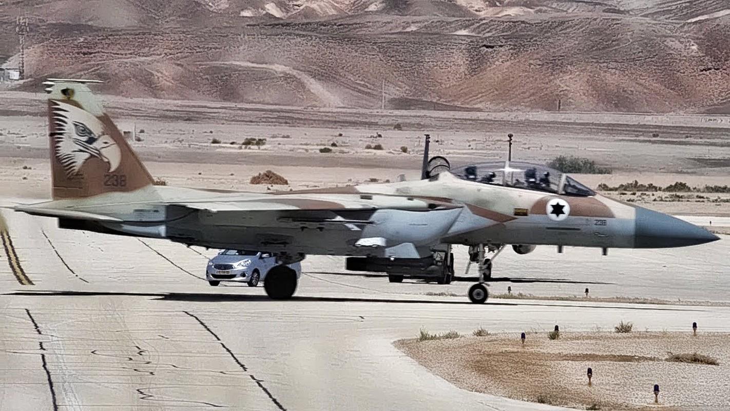 Chua can toi F-35I, Israel van tung don diet gon ten lua S-300 Syria-Hinh-5