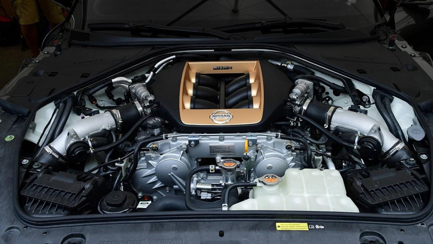 Nissan GT-R lot xac duoi ban tay hang thiet ke Italy-Hinh-10
