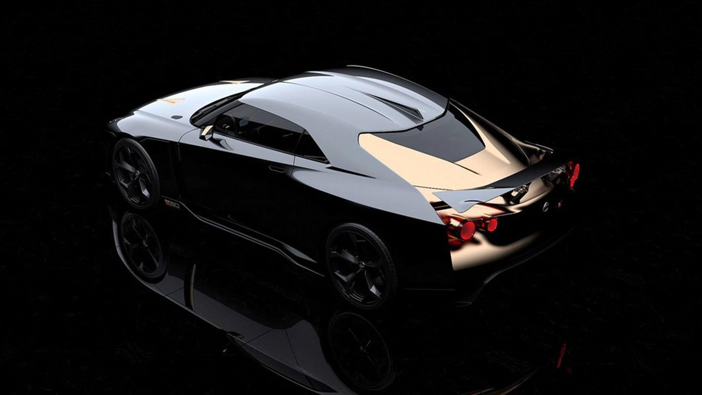 Nissan GT-R lot xac duoi ban tay hang thiet ke Italy-Hinh-4