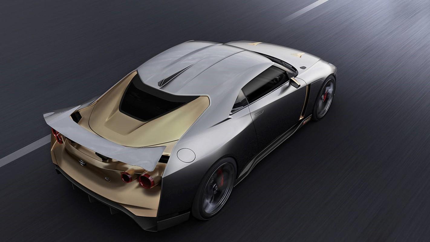Nissan GT-R lot xac duoi ban tay hang thiet ke Italy-Hinh-6