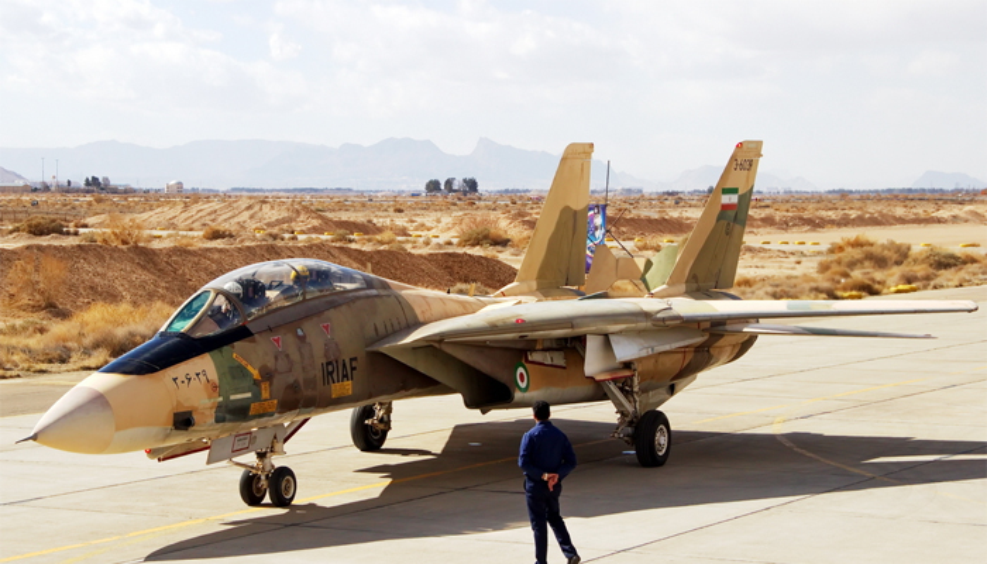 Chien cong ky la cua F-14 Iran, mot ten lua ha ba may bay Iraq-Hinh-2