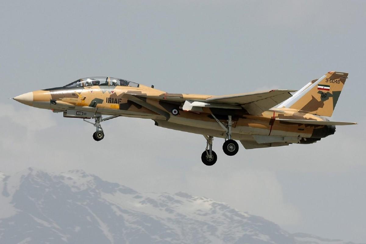 Chien cong ky la cua F-14 Iran, mot ten lua ha ba may bay Iraq-Hinh-4