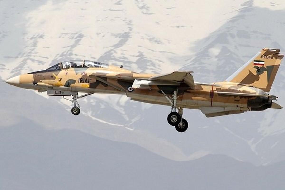 Chien cong ky la cua F-14 Iran, mot ten lua ha ba may bay Iraq-Hinh-5