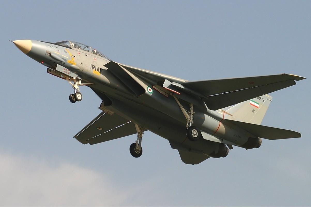 Chien cong ky la cua F-14 Iran, mot ten lua ha ba may bay Iraq-Hinh-6