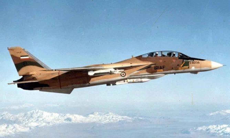 Chien cong ky la cua F-14 Iran, mot ten lua ha ba may bay Iraq-Hinh-7