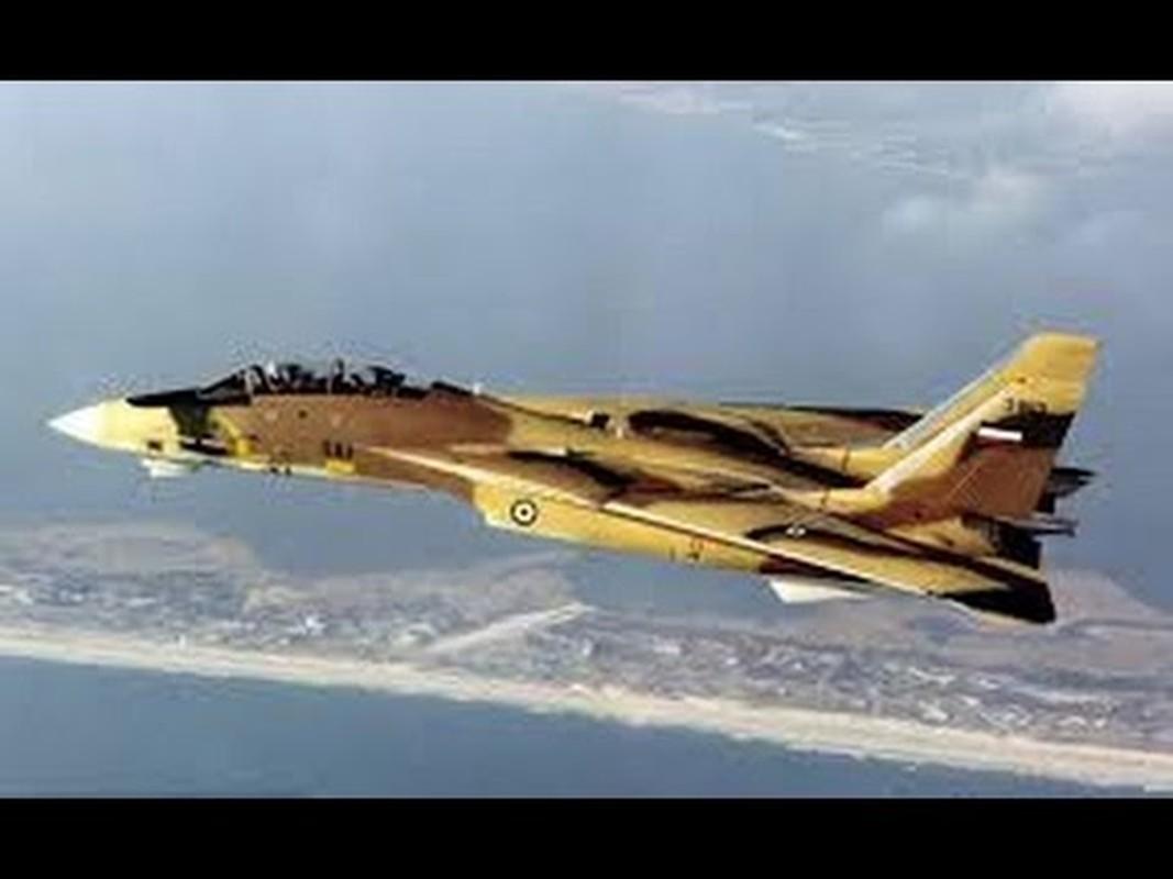 Chien cong ky la cua F-14 Iran, mot ten lua ha ba may bay Iraq-Hinh-9