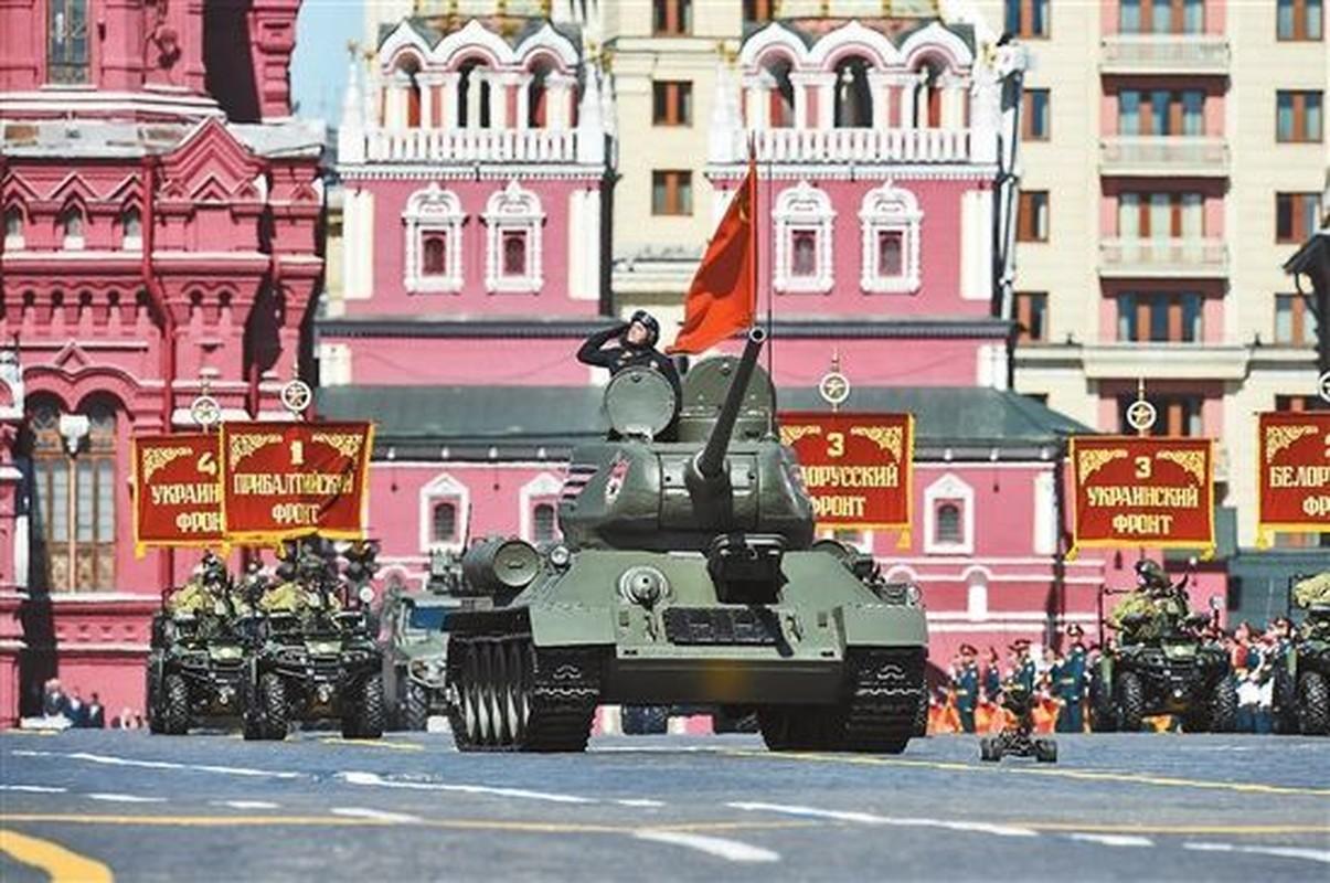 Di san Lien Xo trong quan doi Nga sau 27 nam tan ra