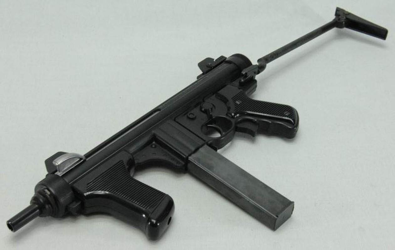Beretta M12S – khau tieu lien nho gon toi ky la-Hinh-2