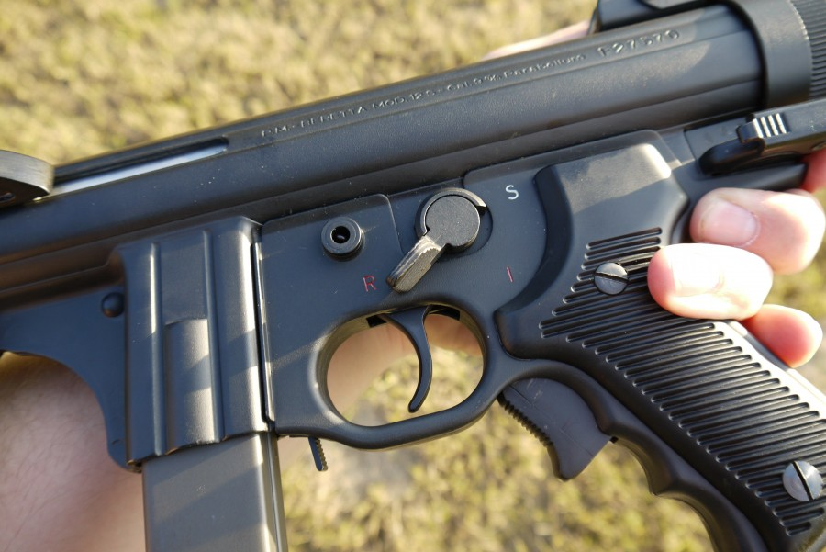 Beretta M12S – khau tieu lien nho gon toi ky la-Hinh-7
