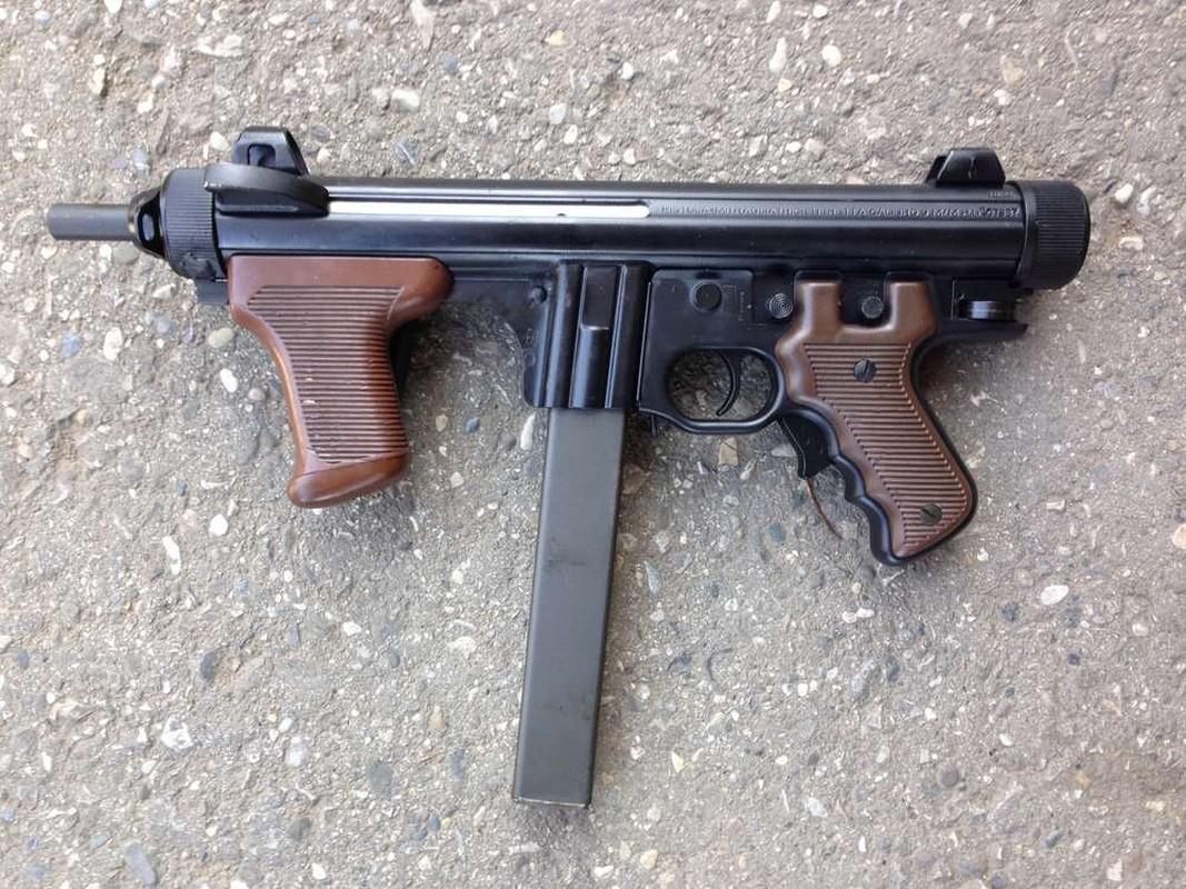 Beretta M12S – khau tieu lien nho gon toi ky la