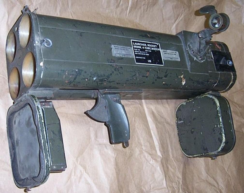Sieu rocket M202