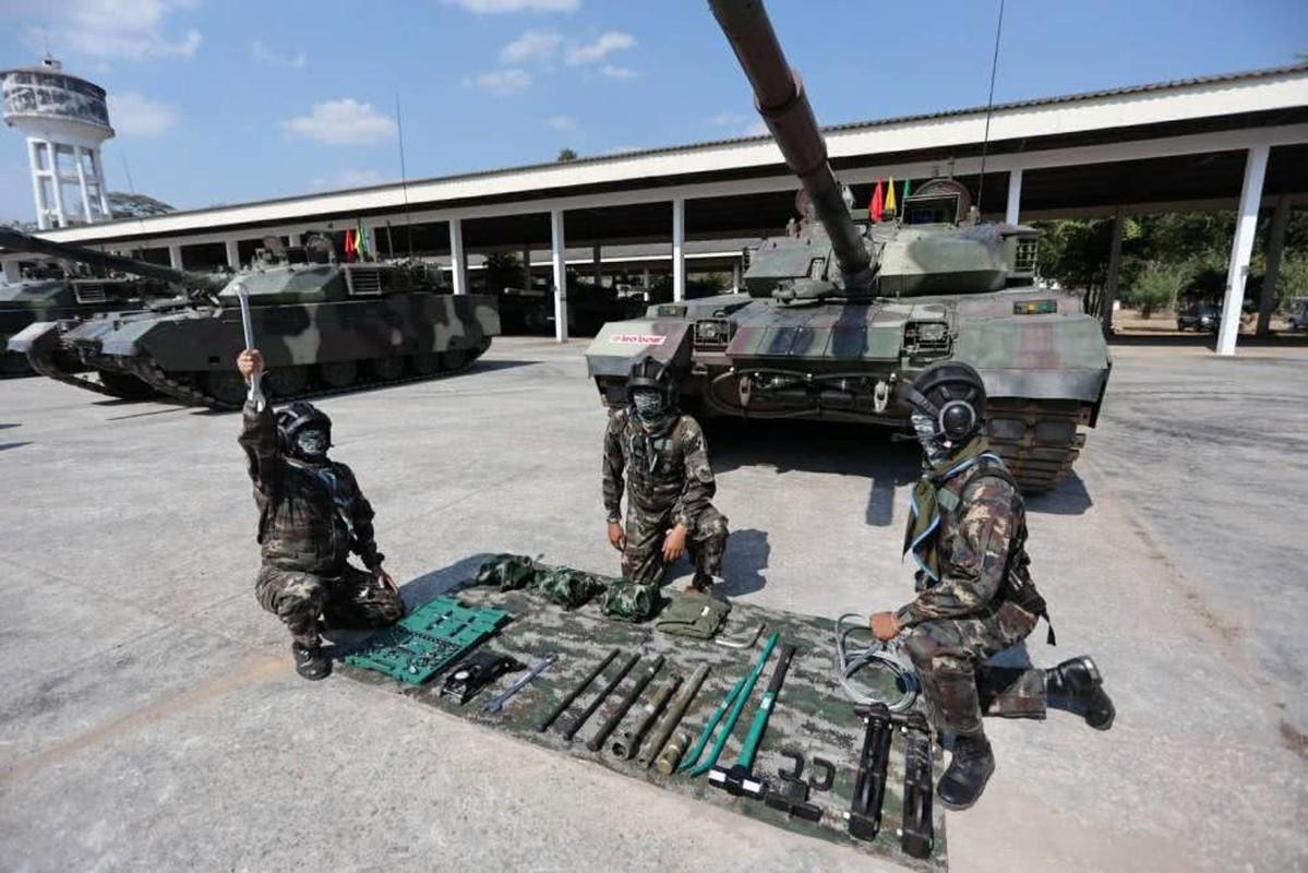 Dot nhap don vi luc quan Thai Lan trang bi toan xe tang Trung Quoc-Hinh-2