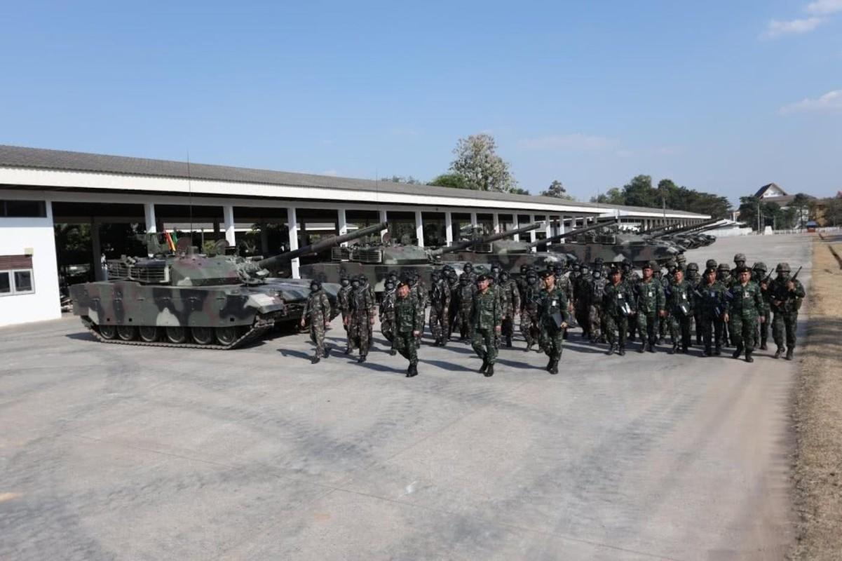 Dot nhap don vi luc quan Thai Lan trang bi toan xe tang Trung Quoc-Hinh-5
