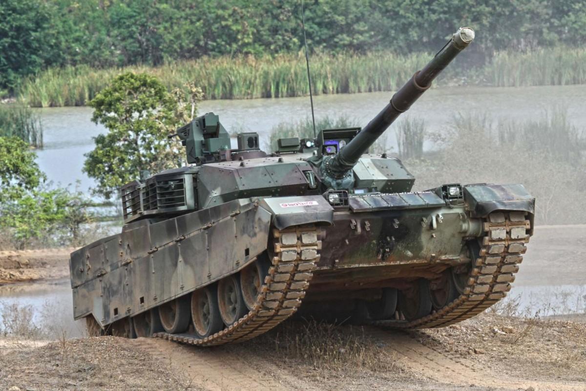 Dot nhap don vi luc quan Thai Lan trang bi toan xe tang Trung Quoc-Hinh-8