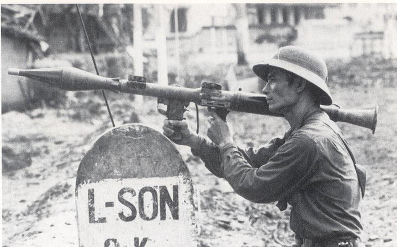 Suc manh phao binh Viet Nam trong cuoc Chien tranh Bien gioi
