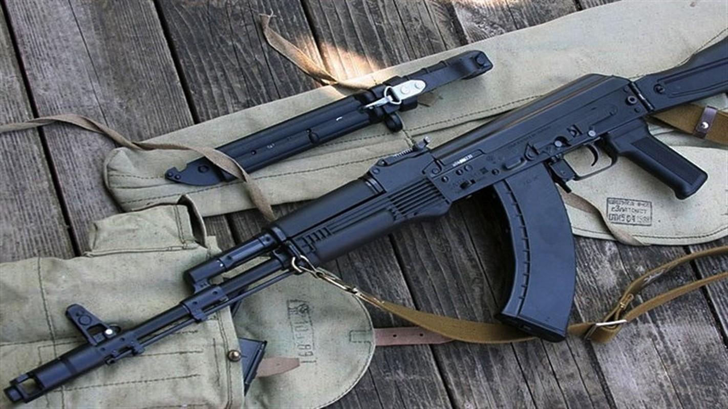 Ban AK-103 cho A Rap Xe Ut, Nga lai trung dam o IDEX 2019-Hinh-2